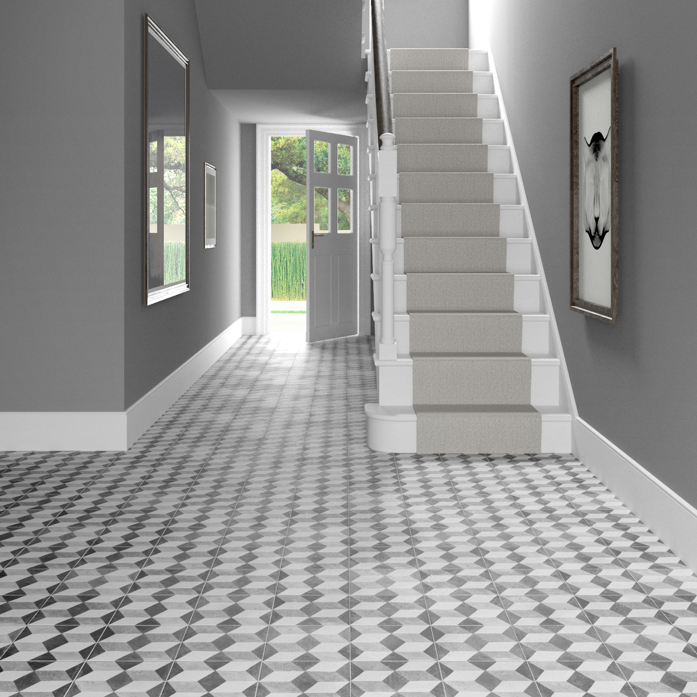 Duchamp Hallway